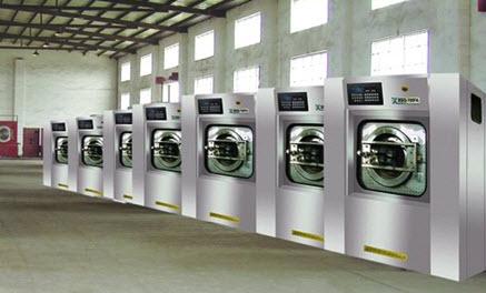 Применение частотного преобразователя серии АС70  промышленной стиральной машины