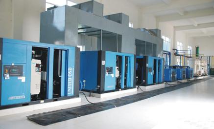 Программа преобразования энергопотребления в энергосберегающую программу воздушного компрессора